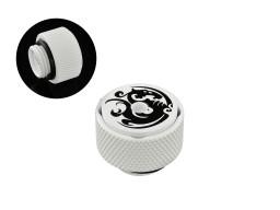 "Bitspower G1/4"" Deluxe White AIR-Exhaust Fitting"