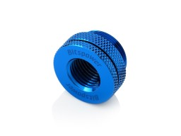 "Bitspower G1/4"" Royal Blue Case Top Water-Fill SET"