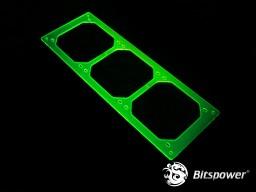 CUSTOM DESIGN RADGARD 360 Acrylic UV Reactive-MESH