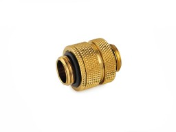 True Brass Mini Dual G1/4