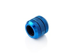 Bitspower Royal Blue Enhance Dual Multi-Link For Acrylic Tube OD 12MM