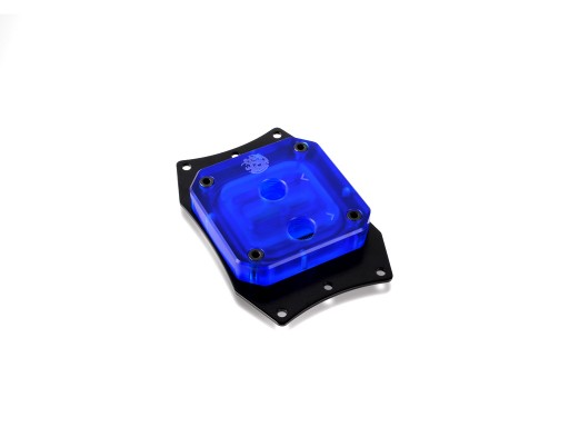 Bitspower CPU Block Summit EF (AMD) (Acrylic Top Version)