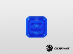 Bitspower CPU Block Summit EF Acrylic Top (ICE Blue)