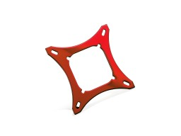 Bitspower CPU Block Plate For Intel CPU (Deep Red)