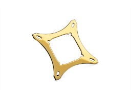 Bitspower CPU Block Plate For Intel CPU (Golden)