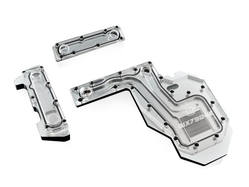 Bitspower AIX79R4E Nickel Plated (Clear)