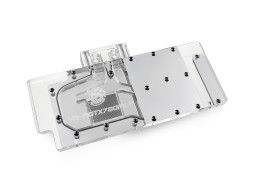 Bitspower VG-NGTX780MLT Nickel Plated Acrylic Top With Stainless Panel (Clear)