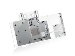 Bitspower VG-NGTX970ESACX Acrylic Top With Stainless Panel (Clear)