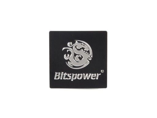 Bitspower Logo Case Badge