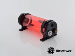Water Tank Z-Multi 150 (ICE Red Body & Black POM Cap Version)