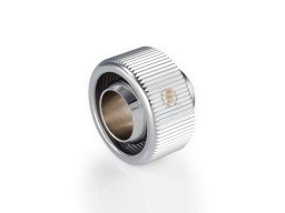 "Touchaqua G1/4"" Compression Fitting For Soft Tubing - ID 1/2"" OD 3/4"" (Glorious Silver) (2 PCS)"