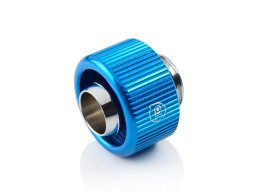 "Touchaqua G1/4"" Compression Fitting For Soft Tubing - ID 3/8"" OD 5/8"" (Blue) (2 PCS )"