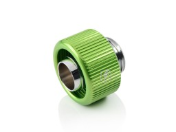 "Touchaqua G1/4"" Compression Fitting For Soft Tubing - ID 3/8"" OD 5/8"" (Green) (2 PCS )"
