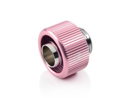 "Touchaqua G1/4"" Compression Fitting For Soft Tubing - ID 3/8"" OD 5/8"" (Pink) (2 PCS )"