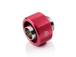"Touchaqua G1/4"" Compression Fitting For Soft Tubing - ID 3/8"" OD 5/8"" (Red) (2 PCS )"