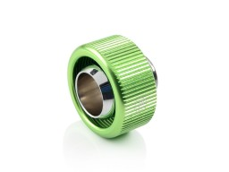 "Touchaqua G1/4"" Compression Fitting For Soft Tubing - ID 1/2"" OD 3/4"" (Green) (2 PCS )"