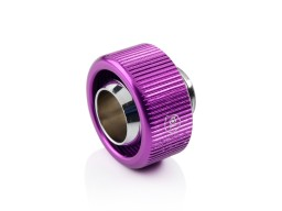 "Touchaqua G1/4"" Compression Fitting For Soft Tubing - ID 1/2"" OD 3/4"" (Purple) (2 PCS )"