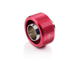 "Touchaqua G1/4"" Compression Fitting For Soft Tubing - ID 1/2"" OD 3/4"" (Red) (2 PCS )"