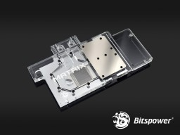 Bitspower VG-NGTX980TIAM Acrylic (Clear)