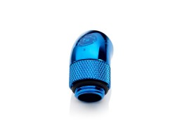 "Bitspower G1/4"" Royal Blue Rotary 45-Degree IG1/4"" Extender"