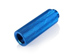 "Bitspower G1/4"" Royal Blue IG1/4"" Extender-50MM"