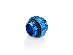 "Bitspower G1/4"" Royal Blue Mini Dual G1/4"" Extender"
