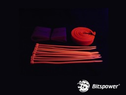 UV-Reactive Cable Sleeve Kit