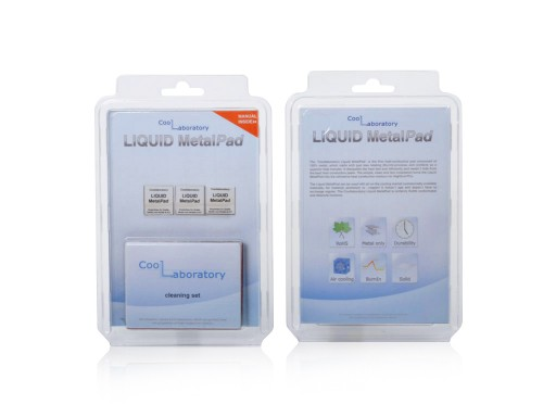 Liquid MetalPad GPUX3