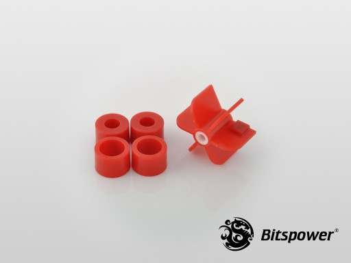 Red Blade For Bitspower Flow Sensor