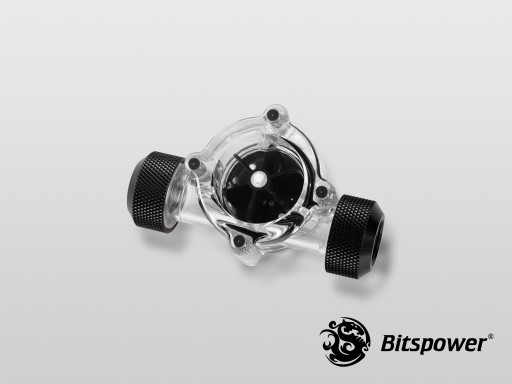 Bitspower Flow Sensor Matt Black