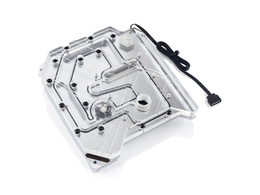 Bitspower MonoBlock ARM10A RGB-Nickel