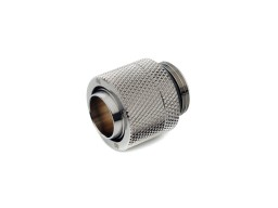 """G3/8"""" Black Sparkle Compression Fitting HFCC4 For ID 1/2"""" OD 5/8"""" Tube"""
