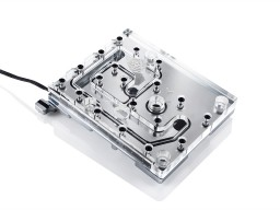 Bitspower MonoBlock GAX299DEX RGB-Nickel