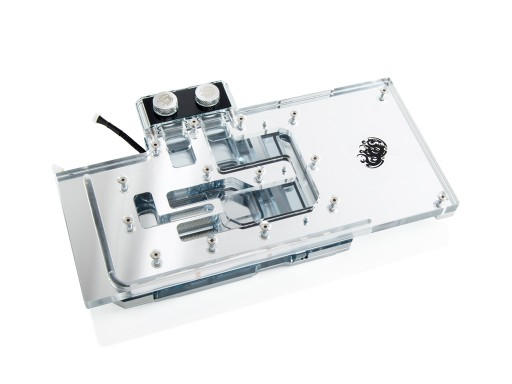 Bitspower Lotan VGA water block for GALAX Geforce RTX 2080 Ti HOF