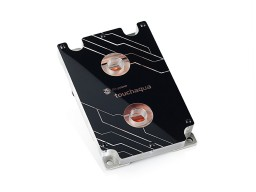 Bitspower Touchaqua CPU Block Summit MS For AMD X399 Platform