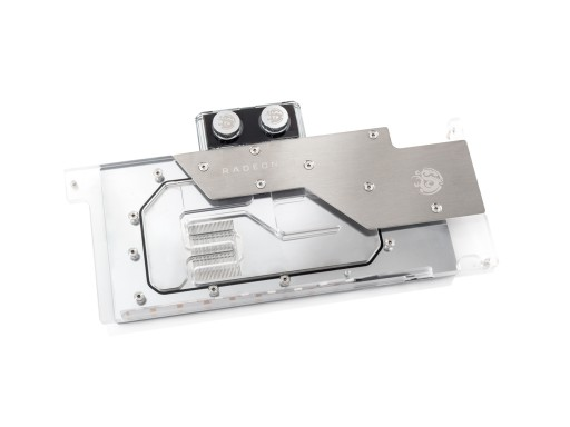 Bitspower Brizo VGA water block for AMD Radeon VII