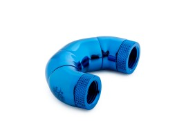 Bitspower Royal Blue Five Rotary Snake-Style Dual IG1/4