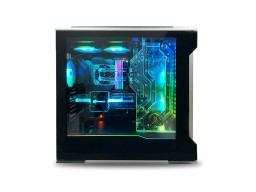 Bitspower Touchaqua Sedna PH518 Kit Set for Phanteks ENTHOO EVOLV X GLASS Case