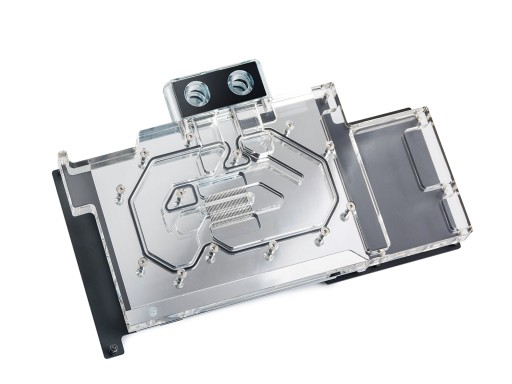 Bitspower Classic VGA Water Block for ASUS ROG Strix GeForce RTX 3090