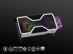 Bitspower Premium Mobius VGA Water Block for GeForce RTX 3080 Founders Edition