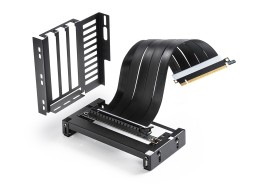 Bitspower VGA Vertical Support with PCI-E 4.0 Riser Cable