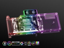 Bitspower Classic VGA Water Block for iGame GeForce RTX 3090 Advanced series