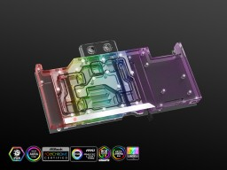Bitspower Classic VGA Water Block for EVGA GeForce RTX 3090 FTW3 series