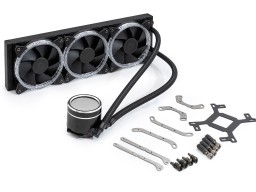 Bitspower Cyclops 360 All-In-One Liquid CPU Cooler with Notos Xtal Fans