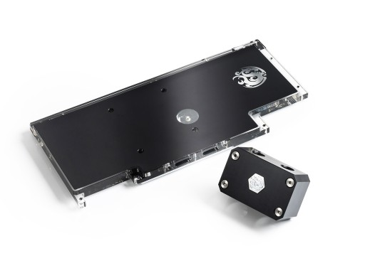 Bitspower X-TEND Backplate for ASUS ROG Strix GeForce RTX 3090 VGA Water Block