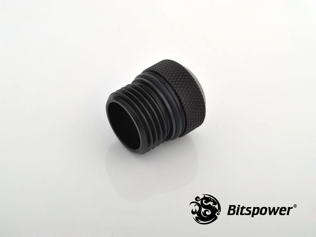 Carbon Black E-Adapter G1/2
