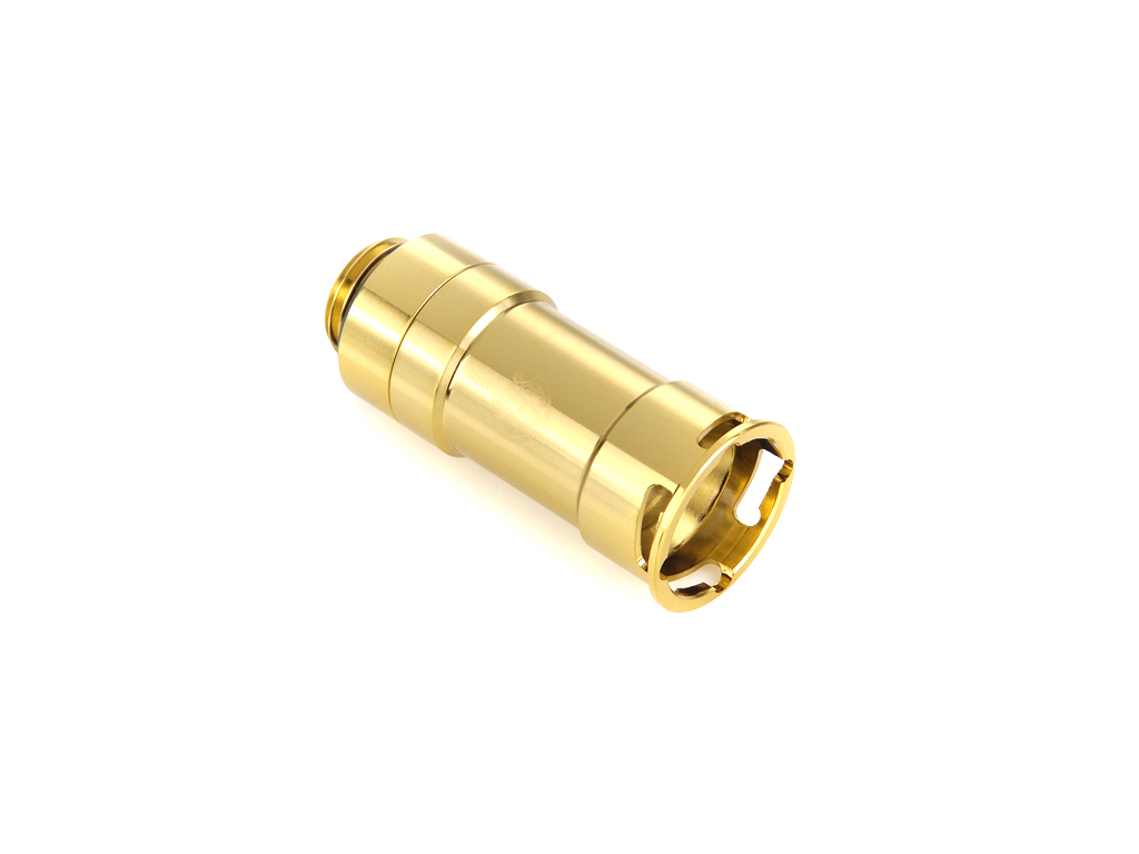 Bitspower True Brass Mini Quick-Disconnected Female With G1/4
