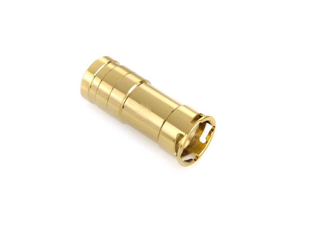 Bitspower True Brass Mini Quick-Disconnected Female With Inner G1/4