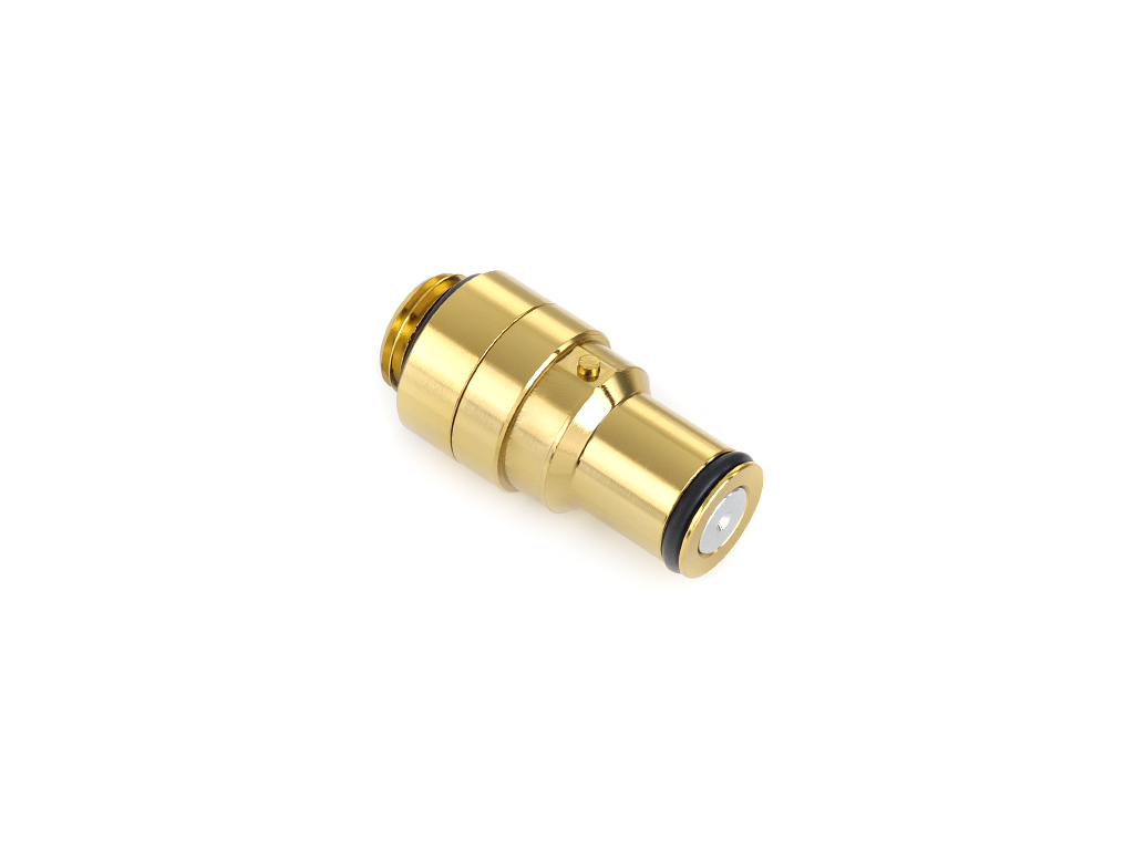 Bitspower True Brass Mini Quick-Disconnected Male With G1/4