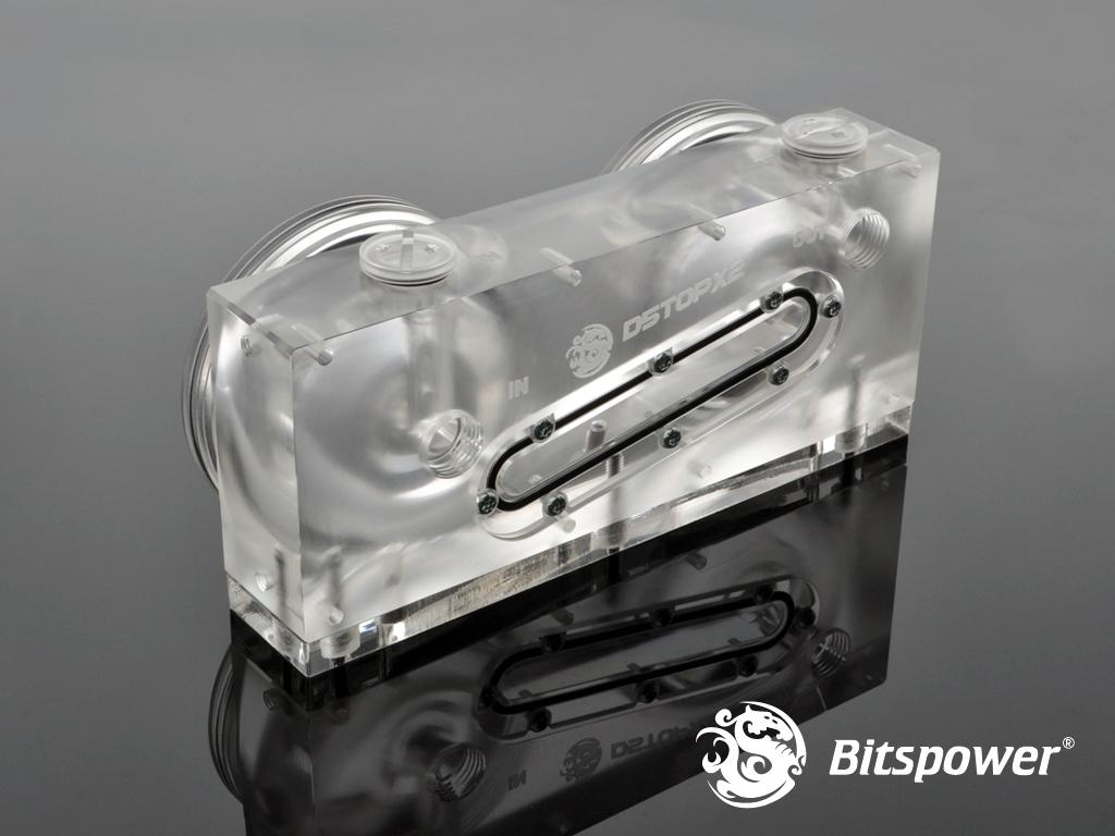Dual D5 MOD TOP (Acrylic Version)